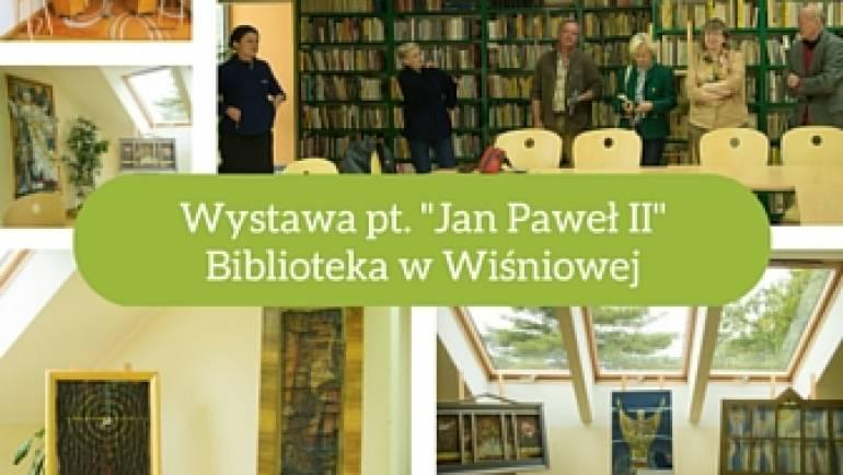 Wystawa w małopolskiej Wiśniowej