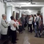 Wernisaż wystawy A to Polska właśnie! w Muzeum Spraw Wojskowych w Noc Muzeów 2017 / fot. Centrum Art Plus