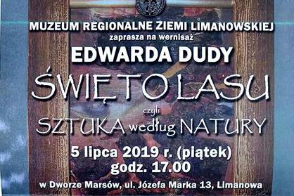 Wernisaż w Muzeum Regionalnym Ziemi Limanowskiej