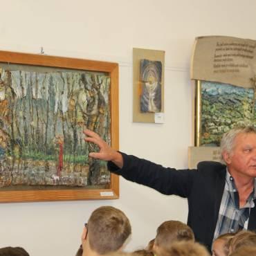 Wystawa w MGOKiS Dobczyce