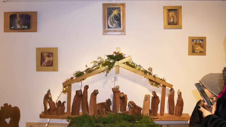 Wystawa w Domku Grabarza na Salwatorze