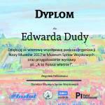 Dyplom - Edward Duda