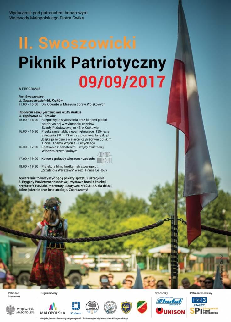II Swoszowicki Piknik Patriotyczny
